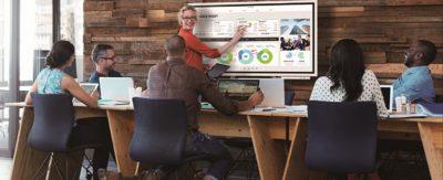 Samsung pantalla interactiva Flip