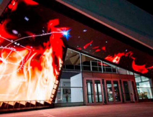 Digital signage y arte se unen para crear un entorno museístico visual y creativo único
