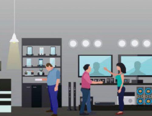 La importancia de la tecnología en la tienda